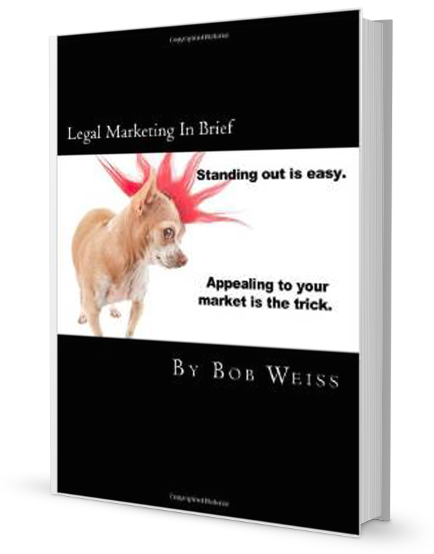 Book Legal Marketing In Brief
